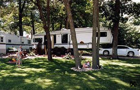 Kiesler's Campground & RV Resort, Waseca Minnesota
