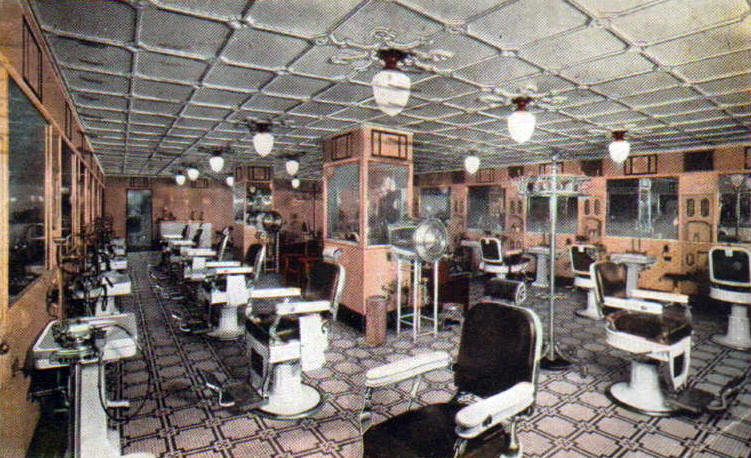 Barber Shop Minneapolis : Minneapolis Minnesota G allery - 1920s