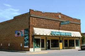 Abbey House Antiques, Crosby Minnesota