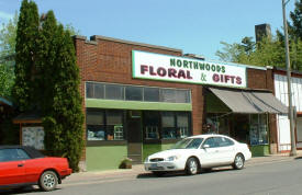 Northwoods Floral & Gifts, Crosby Minnesota