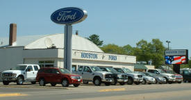 Houston Ford of Crosby Minnesota
