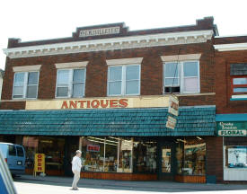 Hallett Antique Emporium, Crosby Minnesota