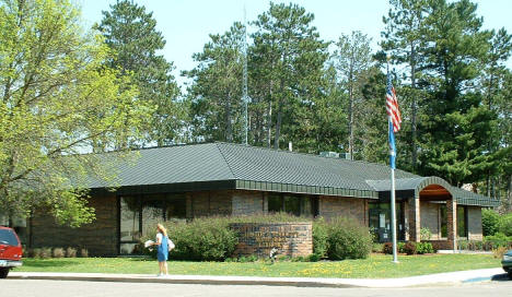 Jessie R. Hallett Memorial Library, Crosby Minnesota, 2007