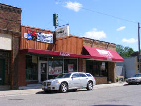 Woody's Saloon and Eatery, Braham Minnesota