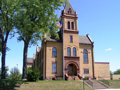 Kanabec County Courthouse, 2007