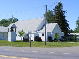 St. Paul's Lutheran Church, Ogilvie Minnesota
