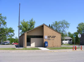 Ogilvie Post Office, Ogilvie Minnesota