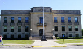 Mille Lacs County Courthouse, Milaca Minnesota