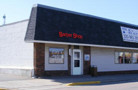 Cory's Barber Shop, Milaca