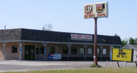 Hi-Way Cafe, Milaca Minnesota