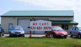 M K Cars, Little Falls Minnesota