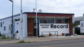 Morrison County Record, Little Falls Minnesota