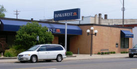 Bank of the West, Little Falls Minnesota