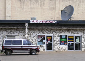 Music On Broadway, Little Falls Minnesota