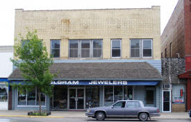 Melgram Jewelers, Little Falls Minnesota