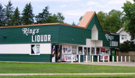 Ring's Liquors, Little Falls Minnesota