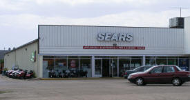 Sears Roebuck & Co, Little Falls Minnesota