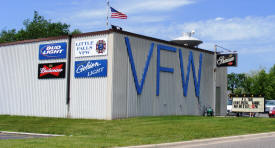 VFW Post, Little Falls Minnesota
