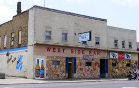 West Side Bar, Little Falls Minnesota