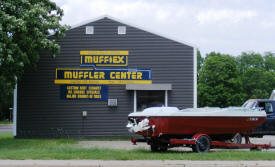 Muffex Muffler Center, Little Falls Minnesota