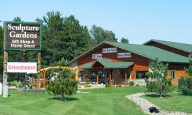 Sculpture Gardens Gift Shop and Home Decor, Nisswa Minnesota