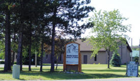 Mission Of The Cross Lutheran Church, Crosslake Minnesota