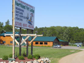Northland Pet Lodge, Crosslake Minnesota