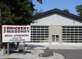 Brickery Masonry, Crosslake Minnesota
