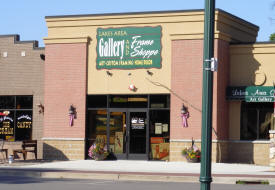 Lakes Area Gallery & Frame Shop, Crosslake Minnesota