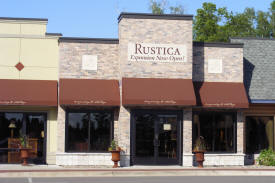 Rustica Home Furnishings and Interior Design, Crosslake Minnesota