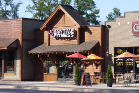Anytime Fitness, Crosslake Minnesota