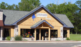 Lundrigans Clothing, Crosslake Minnesota