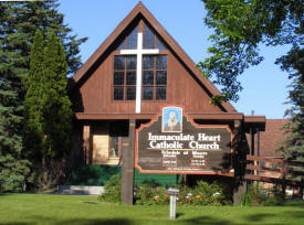 Immaculate Heart Catholic Church, Crosslake Minnesota