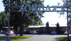 Zorbaz Pizza & Mexican Restaurant, Crosslake Minnesota