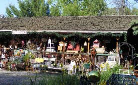 Peoples Antiques & Tulip Shop, Crosslake Minnesota