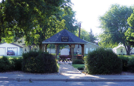 Billig Park, Pierz Minnesota, 2007