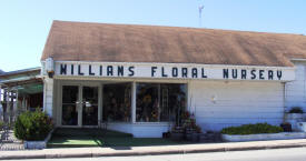 Williams Floral & Nursery, Staples Minnesota