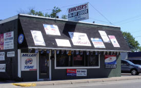 Enocker's On & Off Sale Liquors, Staples Minnesota