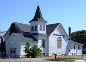 Congregational Church, Staples Minnesota