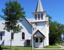 Seventh Day Adventist Church, Staples Minnesota