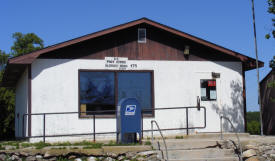 United States Post Office, Aldrich Minnesota