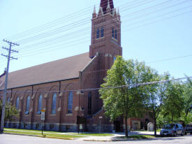 St. Ann's Catholic Church, Wadena Minnesota