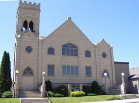 United Methodist Church, Wadena Minnesota