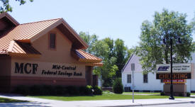 Mid-Central Federal Savings Bank, Wadena Minnesota