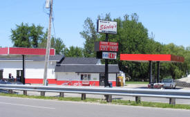 Shirley's Gas & Grocery, Eagle Bend Minnesota