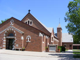 St. Joseph's Catholic Church, Clarissa Minnesota
