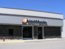 Unity Bank East, Clarissa Minnesota