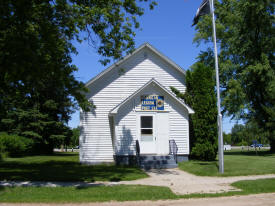 American Legion Post #213, Clarissa Minnesota