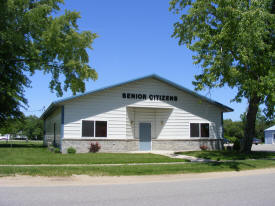 Senior Citizens Center, Clarissa Minnesota
