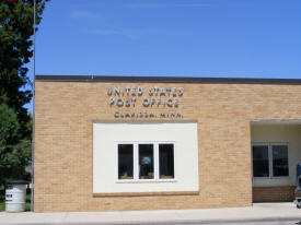 Clarissa Post Office, Clarissa Minnesota